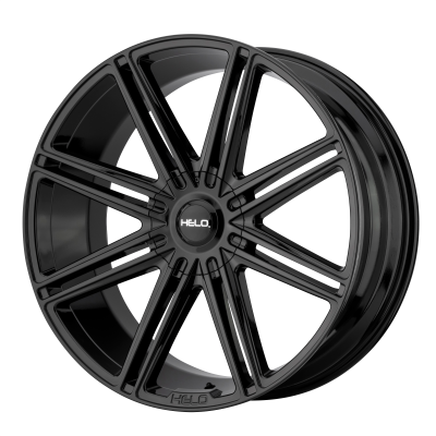 HELO HE913 20x8.5 6x135.00/6x139.70 GLOSS BLACK (35 mm)