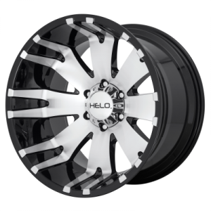 HELO HE917 20x9 8x180.00 GLOSS BLACK MACHINED (18 mm)