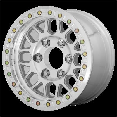 KMC GRENADE DESERT 17x8.5 6x165.10 MACHINED (0 mm)  KM23478591500
