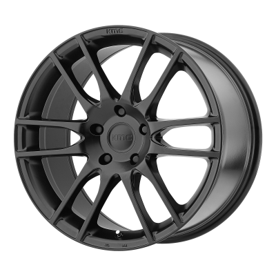 KMC PIVOT 20x9.5 5x130.00 SATIN BLACK (48 mm)