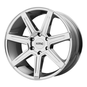 KMC REVERT 24x9.5 6x139.70 CHROME (38 mm)