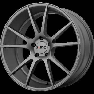 KMC FLUX 20x8.5 5x120.00 CHARCOAL (35 mm)