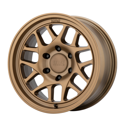 KMC BULLY OL 17x7 5x139.70 MATTE BRONZE (10 mm)  KM71777055610