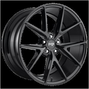 NICHE MISANO 20x9 5x120.00 GLOSS BLACK (35 mm)