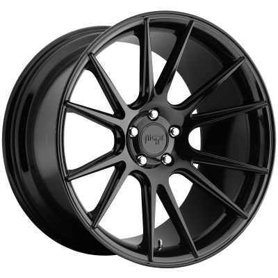 NICHE VICENZA 20x10 5x112.00 GLOSS BLACK (40 mm)  M152200043+40