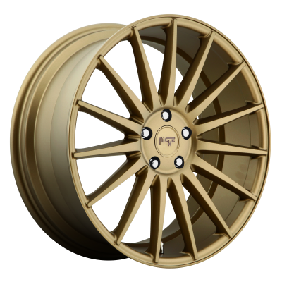 NICHE FORM 20x8.5 5x120.00 GLOSS BRONZE (35 mm)