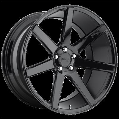 NICHE VERONA 20x9 5x115.00 GLOSS BLACK (38 mm)  M168209091+38
