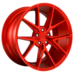 NICHE MISANO 20x9 5x120.00 CANDY RED (35 mm)