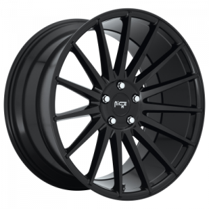 NICHE FORM 20x8.5 5x120.00 GLOSS BLACK (35 mm)