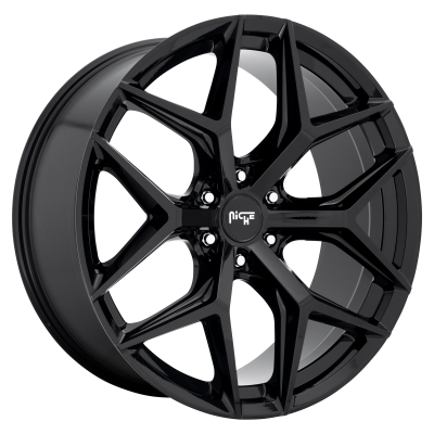 NICHE VICE SUV 24x10 6x139.70 GLOSS BLACK (30 mm)