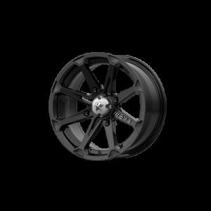 MSA DIESEL 22x7 4x137.00 GLOSS BLACK (10 mm)  M12-02737