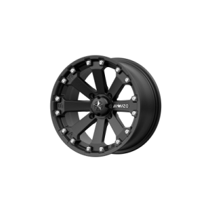 MSA KORE 16x7 4x137.00 MATTE BLACK (0 mm)  M20-06737