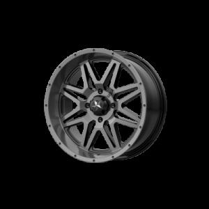 MSA VIBE 14x7 4x137.00 DARK TINT (0 mm)  M26-04737