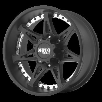 MOTO METAL MO961 20x9 6x139.70 SATIN BLACK (18 mm)