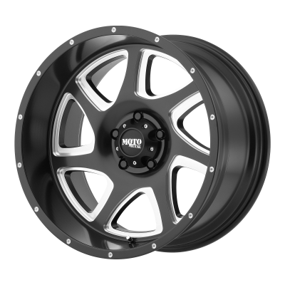 MOTO METAL MO976 18x9 6x135.00 SATIN BLACK MILLED (18 mm)  MO97689016918