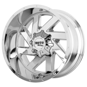 MOTO METAL MELEE 20x9 8x180.00 CHROME (18 mm)