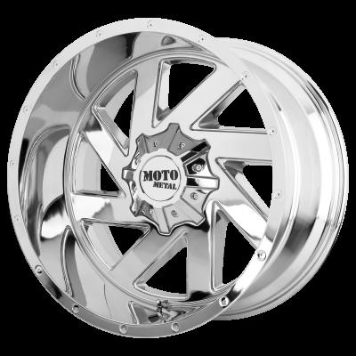 MOTO METAL MELEE 20x9 8x180.00 CHROME (18 mm)