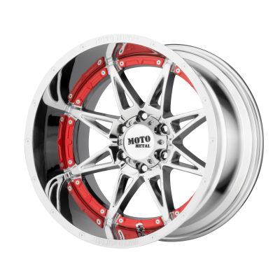 MOTO METAL HYDRA 18x8.5 8x180.00 CHROME (18 mm)