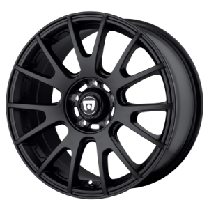 MOTEGI MR118 18x8 5x120.00 MATTE BLACK (32 mm)