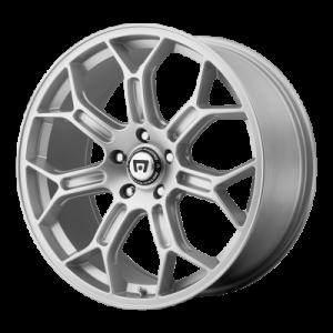 MOTEGI TECHNO MESH S 19x10 5x120.65 RACE SILVER (79 mm)