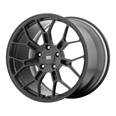 MOTEGI MR130 Techno Mesh 22x9.5 5x130.00 SATIN BLACK (60 mm)