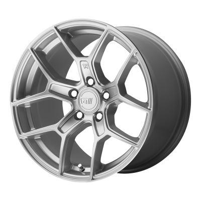 MOTEGI MR133 18x9.5 5x120.00 HYPER SILVER (45 mm)