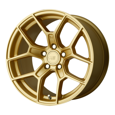 MOTEGI MR133 18x9.5 5x120.00 GOLD (45 mm)