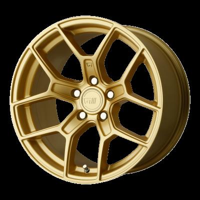 MOTEGI MR133 18x9.5 5x120.00 GOLD (45 mm)