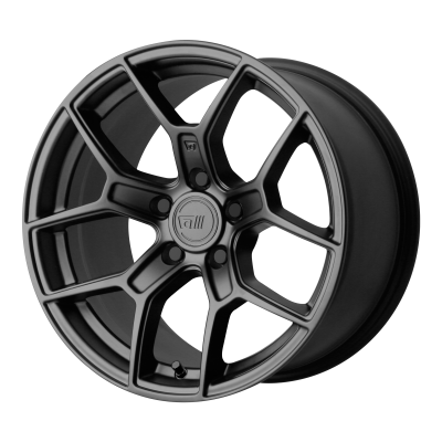 MOTEGI MR133 18x9.5 5x120.00 SATIN BLACK (45 mm)