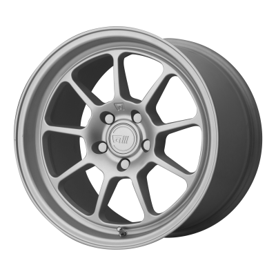 MOTEGI MR135 18x9.5 5x120.00 HYPER SILVER (45 mm)