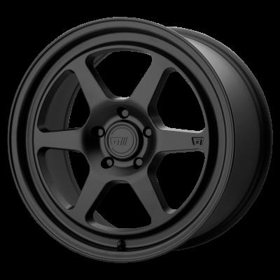MOTEGI MR136 18x9.5 5x114.30 SATIN BLACK (45 mm)