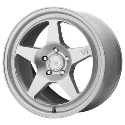 MOTEGI MR137 18x9.5 5x114.30 HYPER SILVER (45 mm)