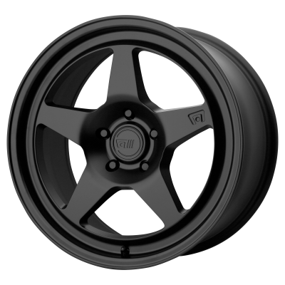 MOTEGI MR137 18x9.5 5x114.30 SATIN BLACK (45 mm)