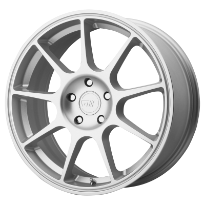 MOTEGI MR138 19x8.5 5x114.30 HYPER SILVER (45 mm)