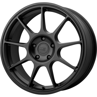 MOTEGI MR138 19x8.5 5x114.30 SATIN BLACK (45 mm)
