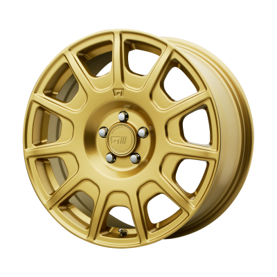 MOTEGI MR139 17x7.5 5x114.30 RALLY GOLD (40 mm)