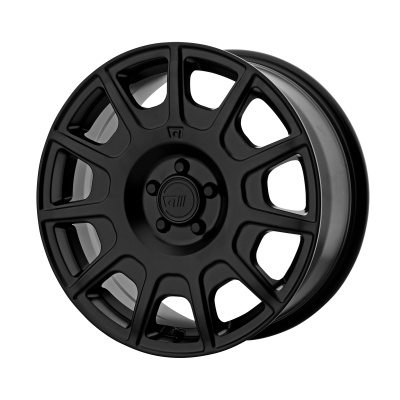 MOTEGI MR139 17x7.5 5x114.30 SATIN BLACK (40 mm)