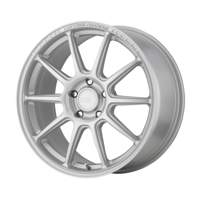 MOTEGI MR140 18x8.5 5x114.30 HYPER SILVER (45 mm)