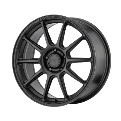 MOTEGI MR140 18x8.5 5x114.30 SATIN BLACK (45 mm)
