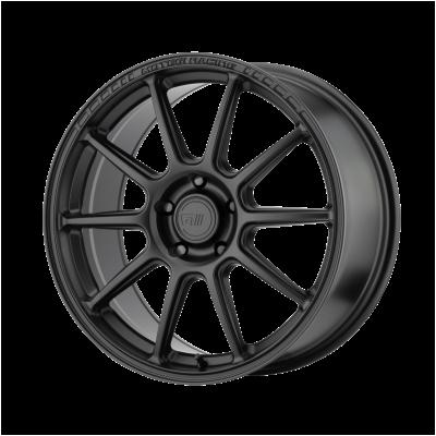 MOTEGI MR140 18x8.5 5x114.30 SATIN BLACK (45 mm)