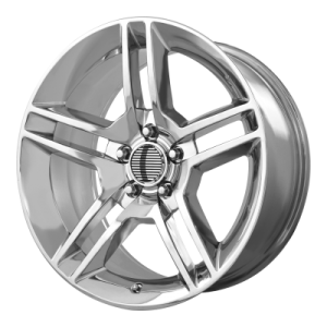 OE CREATIONS 101C 19x8.5 5x114.30 CHROME (30 mm)