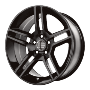 OE CREATIONS 101C 19x8.5 5x114.30 GLOSS BLACK (30 mm)