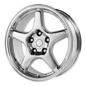 OE CREATIONS 103C 17x9.5 5x120.65 CHROME (56 mm)