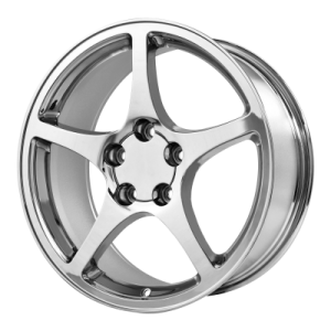 OE CREATIONS 105C 18x9.5 5x120.65 CHROME (56 mm)