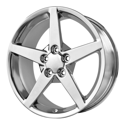 OE CREATIONS 114C 19x10 5x120.65 CHROME (79 mm)