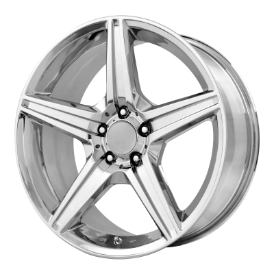 OE CREATIONS 115C 19x9.5 5x112.00 CHROME (38 mm)