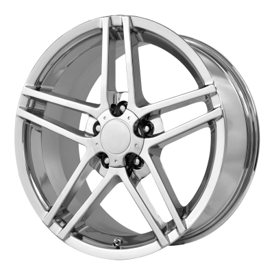 OE CREATIONS 117C 19x10 5x120.65 CHROME (79 mm)