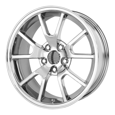 OE CREATIONS 118C 18x9 5x114.30 CHROME (30 mm)