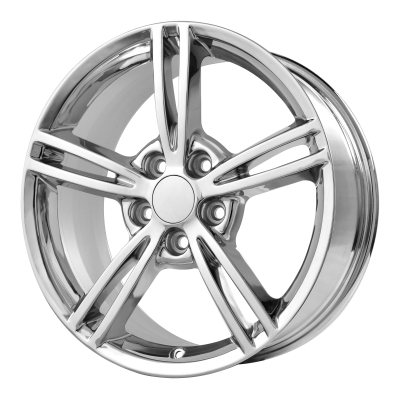 OE CREATIONS 120C 19x10 5x120.65 CHROME (79 mm)