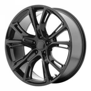OE CREATIONS PR137 18x8 5x127.00 GLOSS BLACK (34 mm)